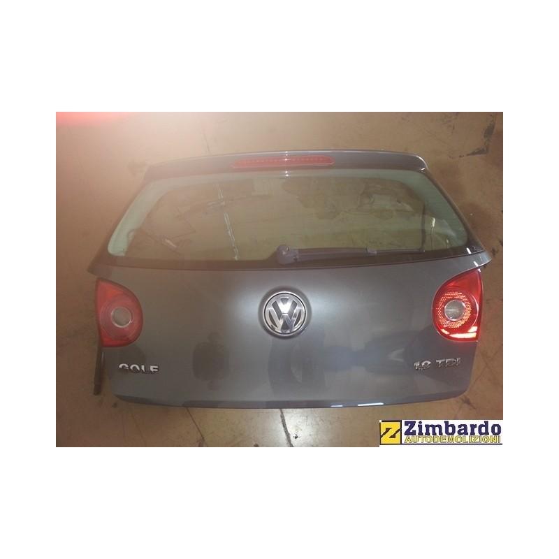 Portellone posteriore VW Golf 5