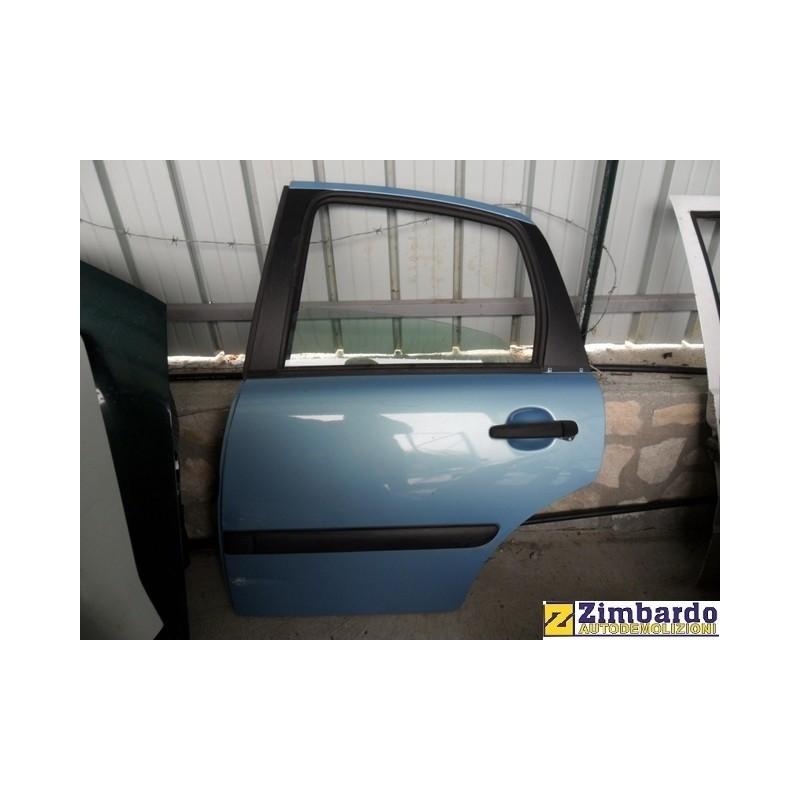 Porta posteriore sinistra Citroen C3