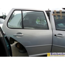 Porta posteriore destra VW Golf 4