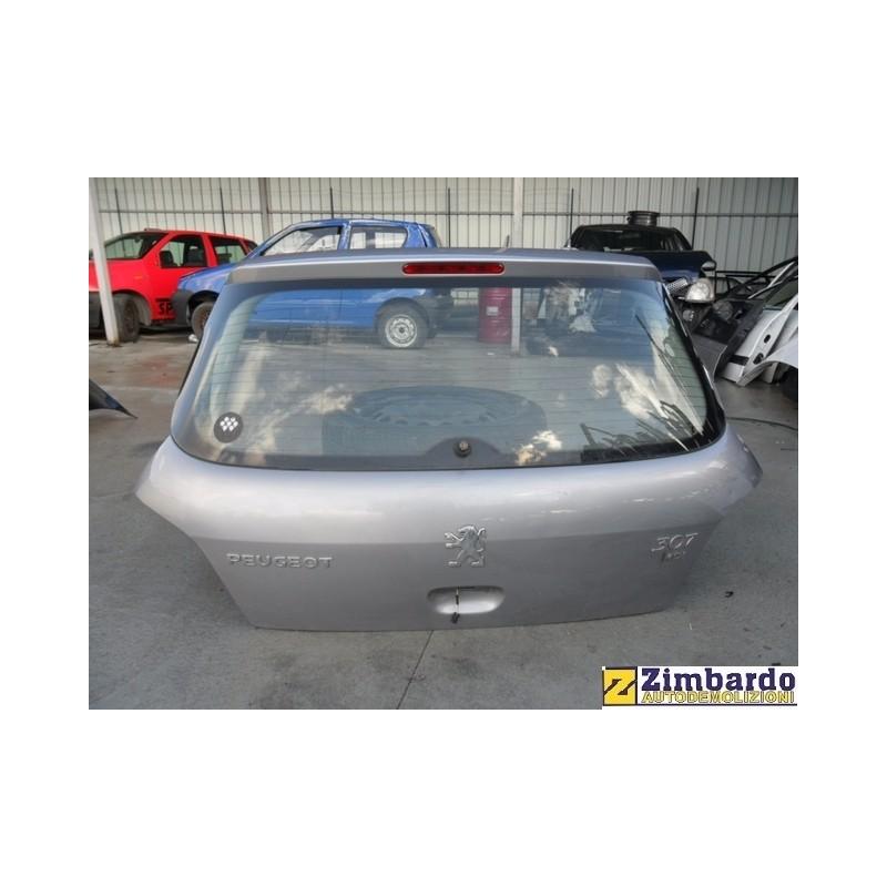 Portellone posteriore Peugeot 307
