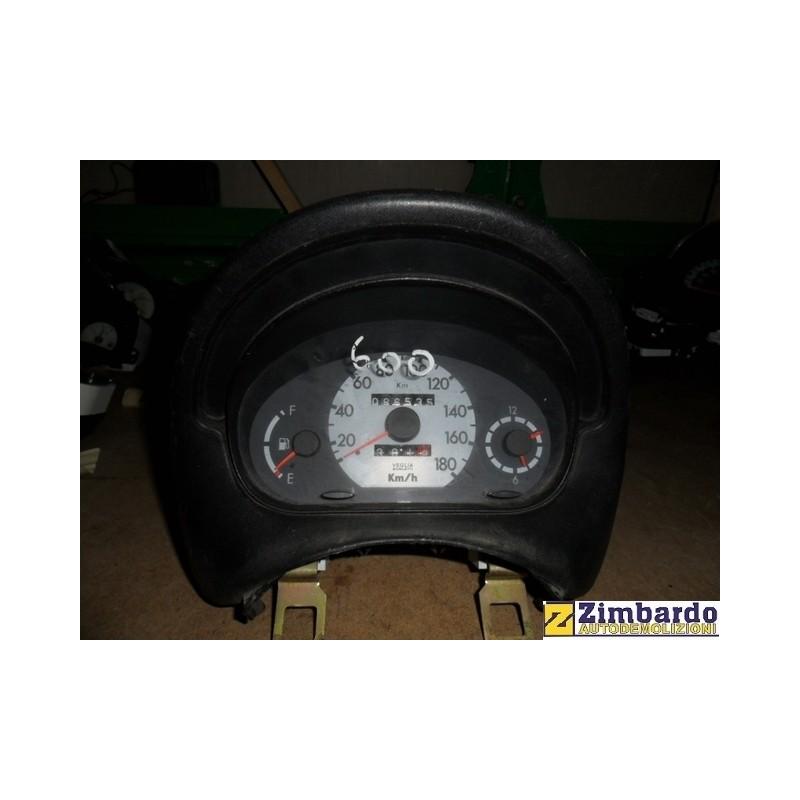 Quadro strumenti Fiat 600