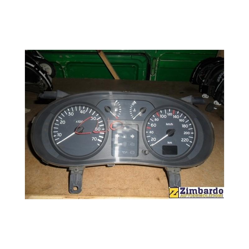 Quadro strumenti Renault Clio