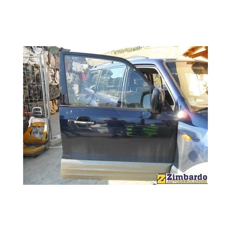 Porta anteriore destra Mitsubishi Pajero