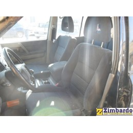 Interno Mitsubishi Pajero
