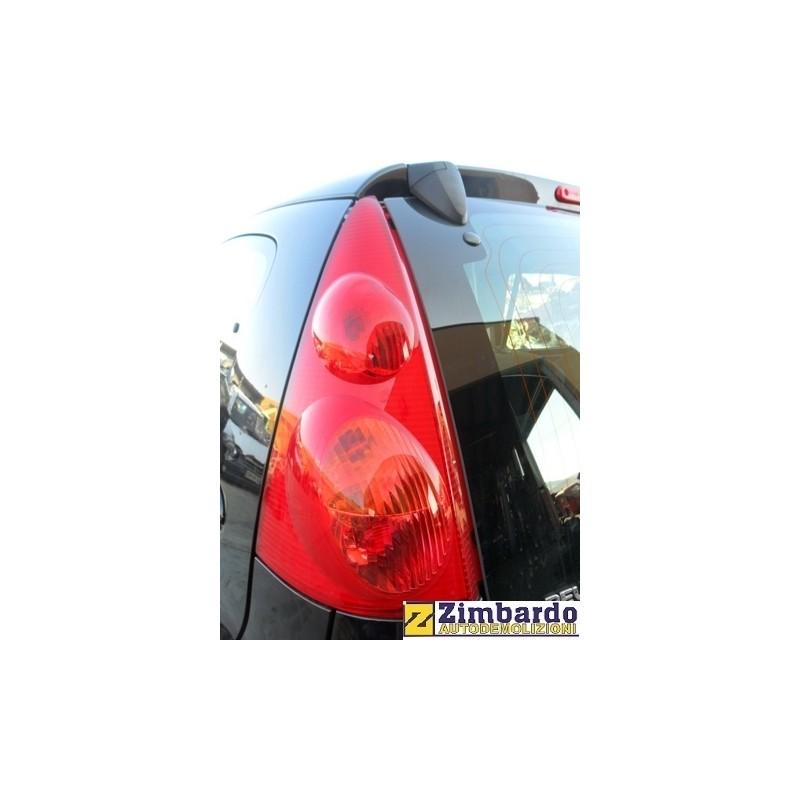 Fanale posteriore sinistro Peugeot 107