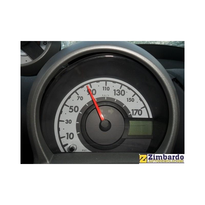 Quadro strumenti Peugeot 107