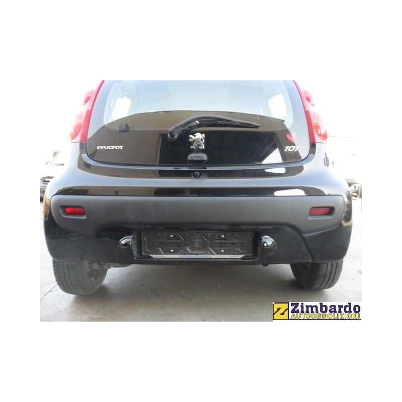 Paraurti posteriore Peugeot 107