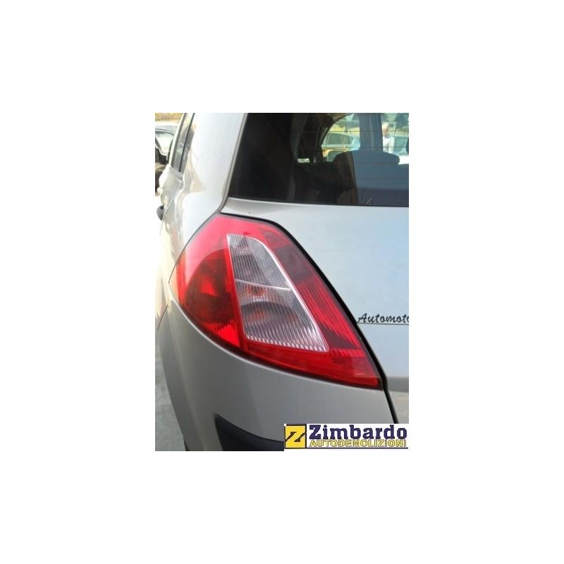 Fanale posteriore sinistro Renault Megane