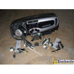 Kit air bag  fiat panda