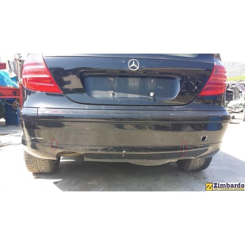Paraurti posteriore Mercedes sportcoupé