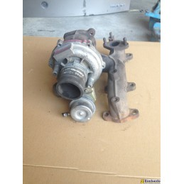 turbina VW polo 1.4
