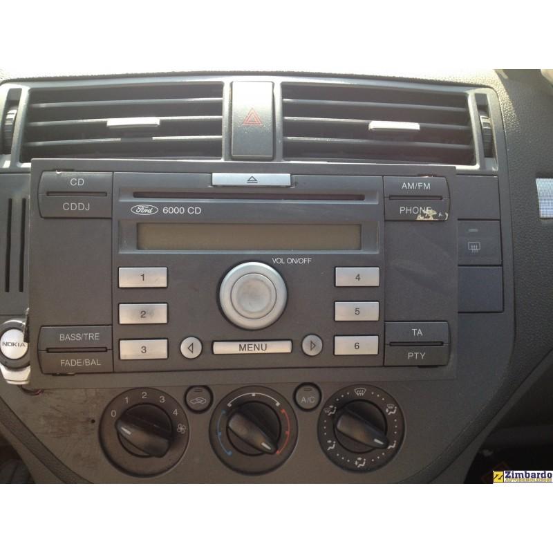 Radio Cd Focus
