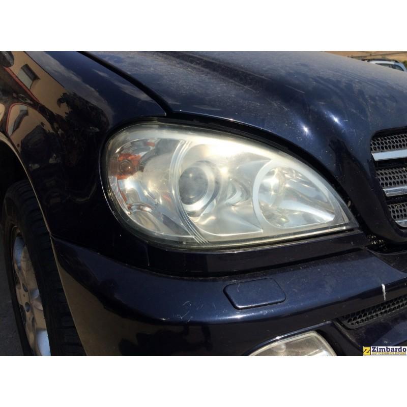 Faro destro xeno Mercedes ML 400 02
