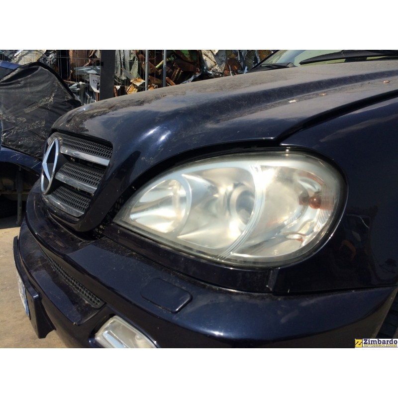 Faro sinistro Mercedes ML 400 02