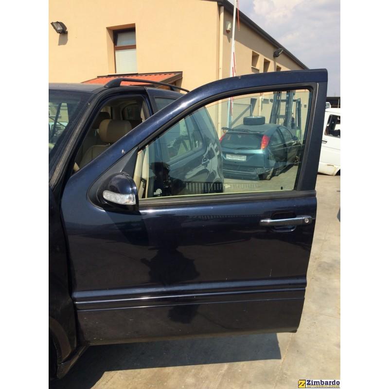 Porta anteriore sinistra Mercedes ML 400 02