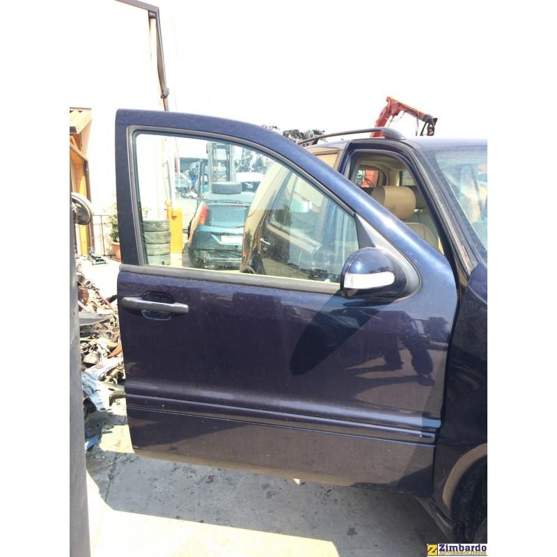 Porta anteriore destra Mercedes ML 400 02