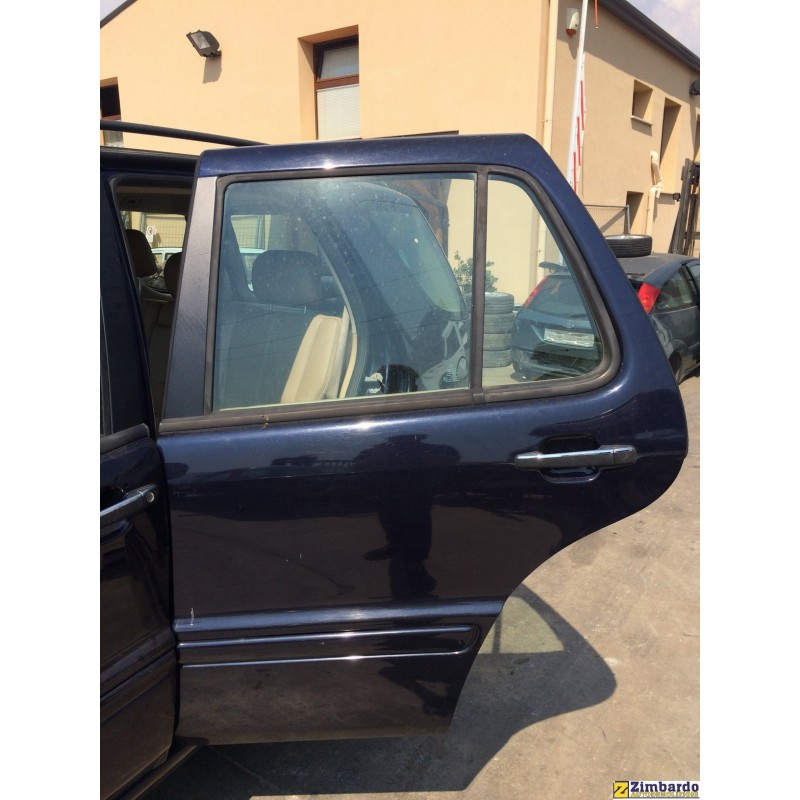 Porta posteriore sinistra Mercedes ML 400 02