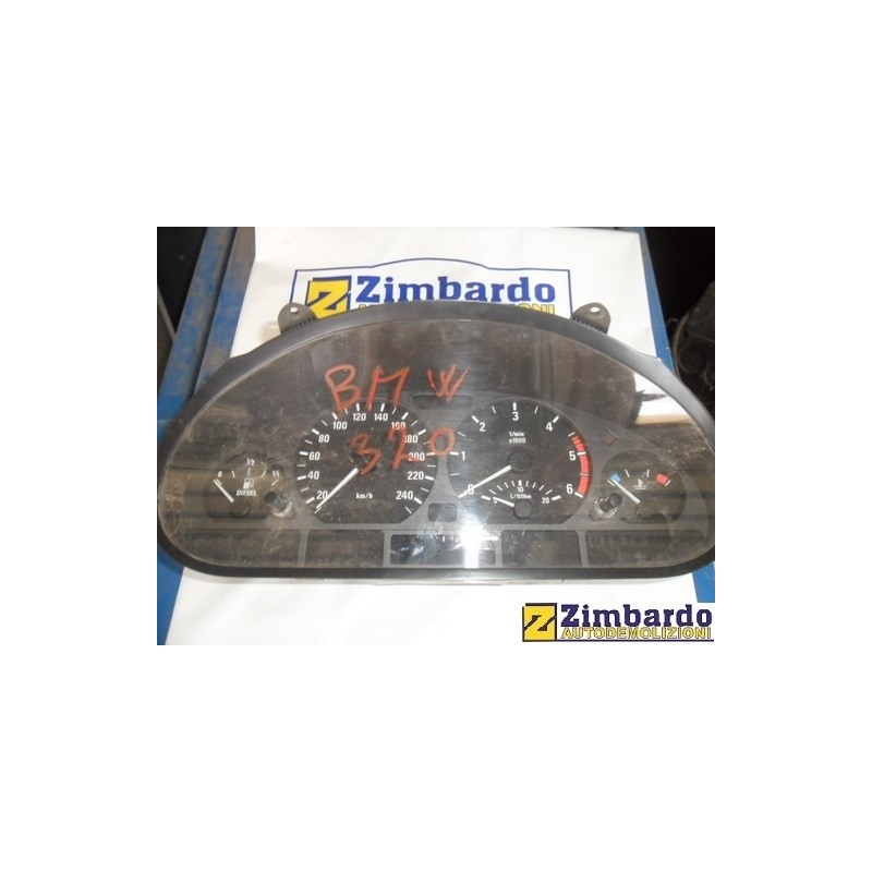 Quadro Strumenti Bmw 320 02