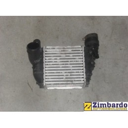 Radiatore Intercooler Fiat 500