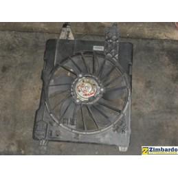Ventola radiatore Renault Megane