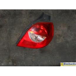 Fanale posteriore destro Renault Clio