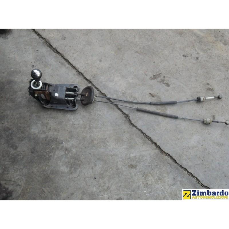 Leva cambio + corde Peugeot 207