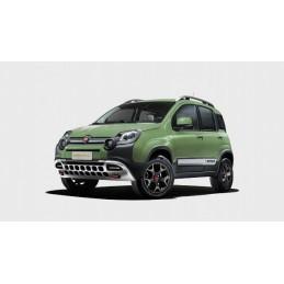 Musata completa Fiat nuova Panda 4x4