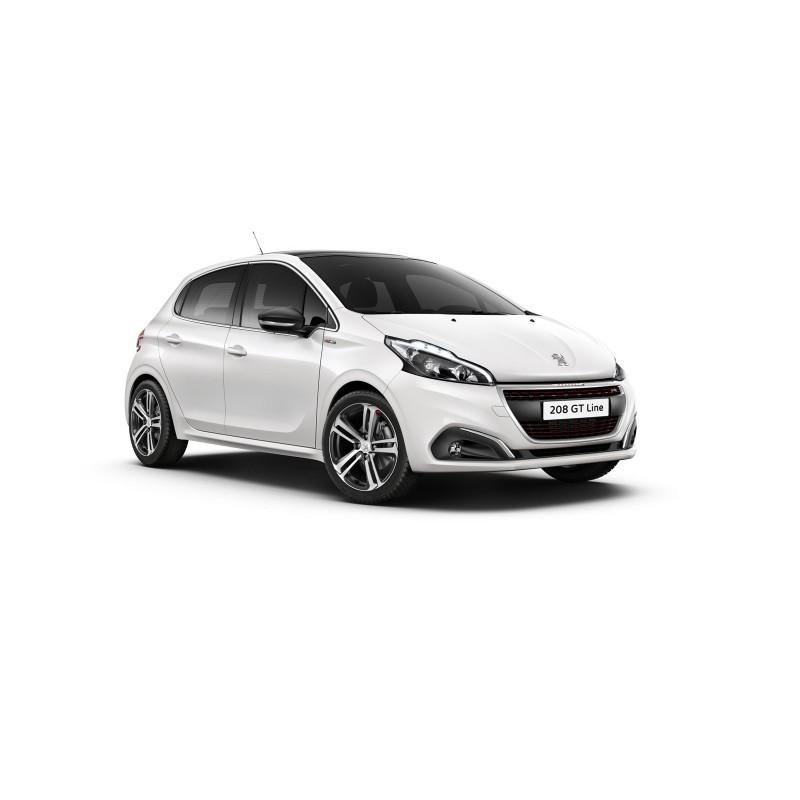 Musata completa Peugeot 208