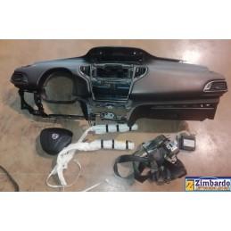 Plancia cruscotto completa con kit airbag Lancia Ypsilon