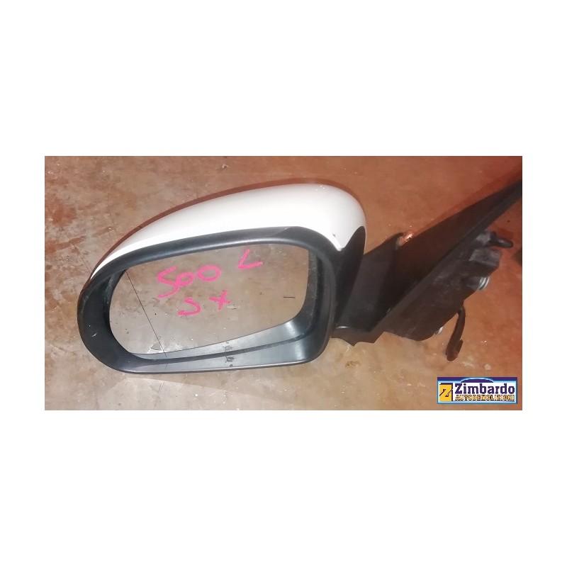 Specchietto retrovisore elettrico sinistro Fiat 500 L