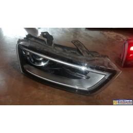 Faro anteriore destro xenon led Audi Q3
