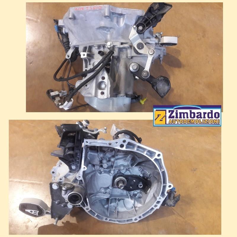 cambio peugeot 208 1.2 3 cilindri benz zimbardo auto ricambi 2