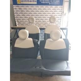 Interno completo Fiat 500