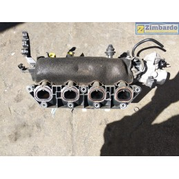 Collettore di aspirazione per Fiat 500 Abarth 1.4 turbo