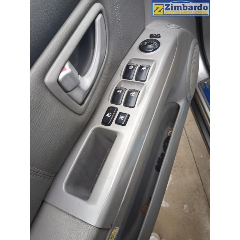 Pulsantiera e maniglia anteriore lato guida kia sorento 2005